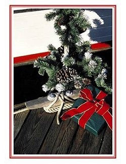 Dockside Gifts Holiday Greeting Cards - Nautical Luxuries