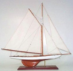America's Cup Model: Columbia, 1899