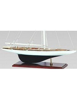 America's Cup Model: Enterprise, 1930 - Nautical Luxuries