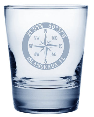 Custom Location Barware Collection - Nautical Luxuries