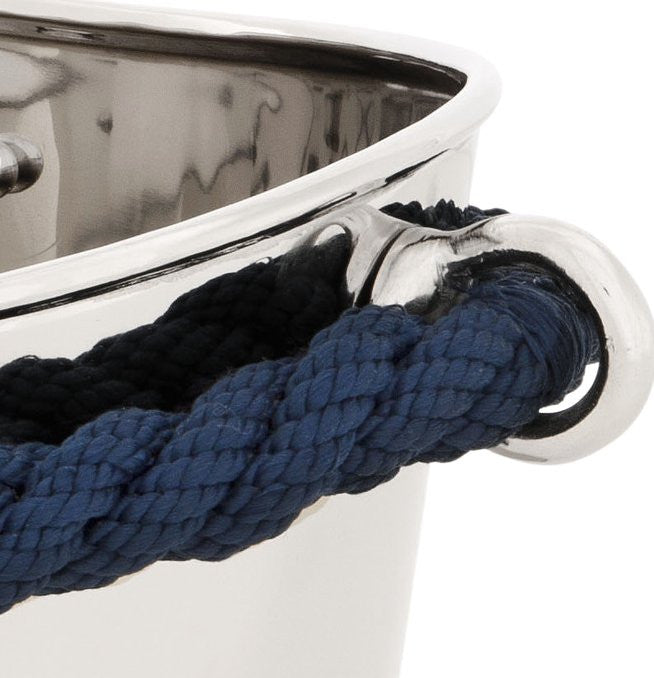 Dutch Admiralty Rope Trim Wine Cooler - Nautical Luxuries