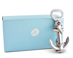 Fouled Anchor Nautical Bottle Opener - Nautical Luxuries