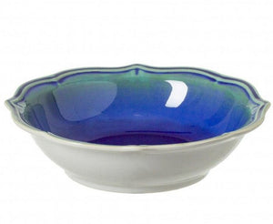 Moonlit Azul Beach House Stoneware - Nautical Luxuries