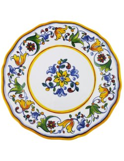 Old World: Sicilian Summer Melamine Dinnerware - Nautical Luxuries
