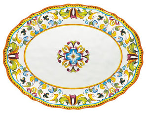 Old World: Tuscan Summer Melamine Dinnerware - Nautical Luxuries