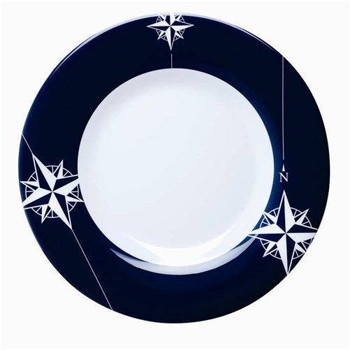 Northern Star Melamine Dinnerware For Six