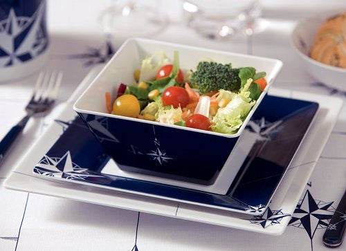 Northern Star Square Melamine Dinnerware