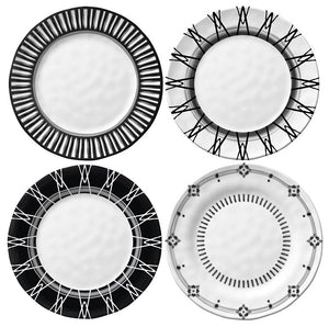 Go Formal Melamine Dinnerware - Nautical Luxuries