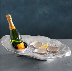 Celebration Champagne & Seafood Server - Nautical Luxuries