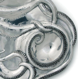Deep Sea Octopus Chip & Dip Server - Nautical Luxuries