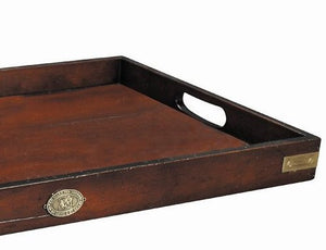 Captain's Butler Serving Trays - Nautical Luxuries