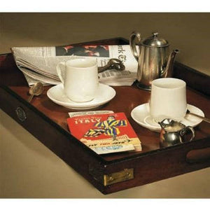 Captain's Butler Serving Tray - Nautical Luxuries