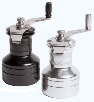 Sailing Yacht Grinders Salt & Peppermill Set - Nautical Luxuries