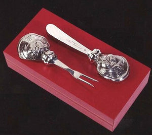 Sea Life Boxed Cheese Server Sets - Nautical Luxuries