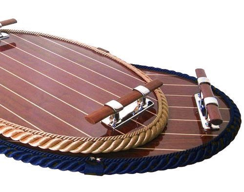 Cleat Handled Cabinsole Deck Tray