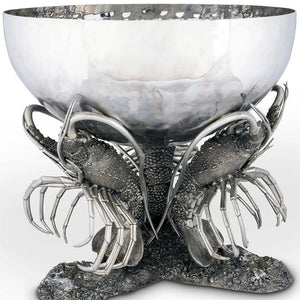 Celebration Lobster Serving Bowl Centerpiece - Nautical Luxuries