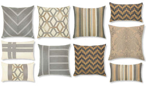 Urban Shine Sunbrella® Outdoor Pillows