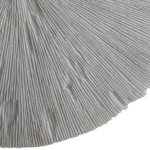 Sandstone Mushroom Coral Wall Sculpture - Nautical Luxuries