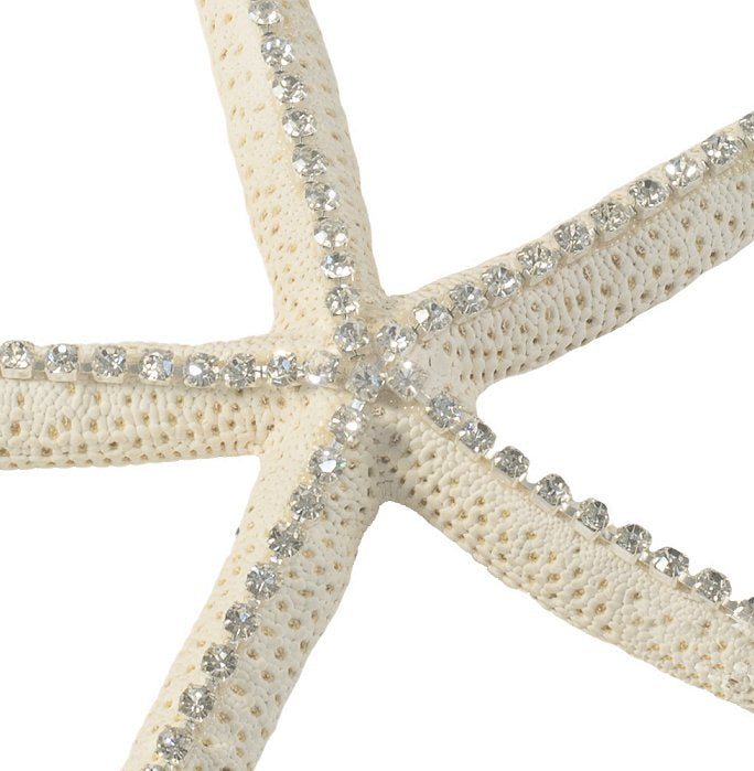 Neptune's Jewels Crystal Embellished Starfish Set - Nautical Luxuries