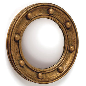 Steamship Era Porthole Mirror - Nautical Luxuries
