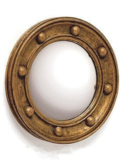 Steamship Era Porthole Mirror