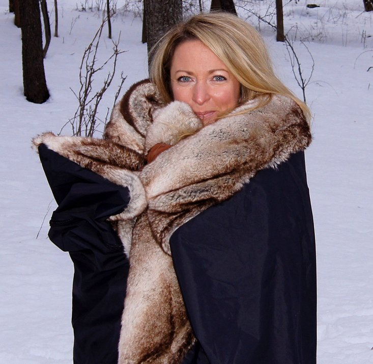 Yacht Furs Luxury Weatherproof Blanket/Sable - Nautical Luxuries