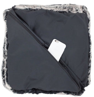 Yacht Furs Luxury Weatherproof Blanket/Sable