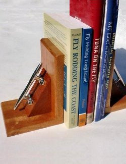 Deck Cleat Book End Set