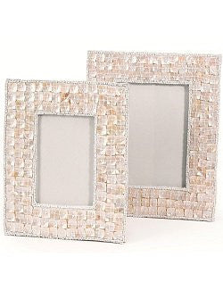 Mother of Pearl Frames