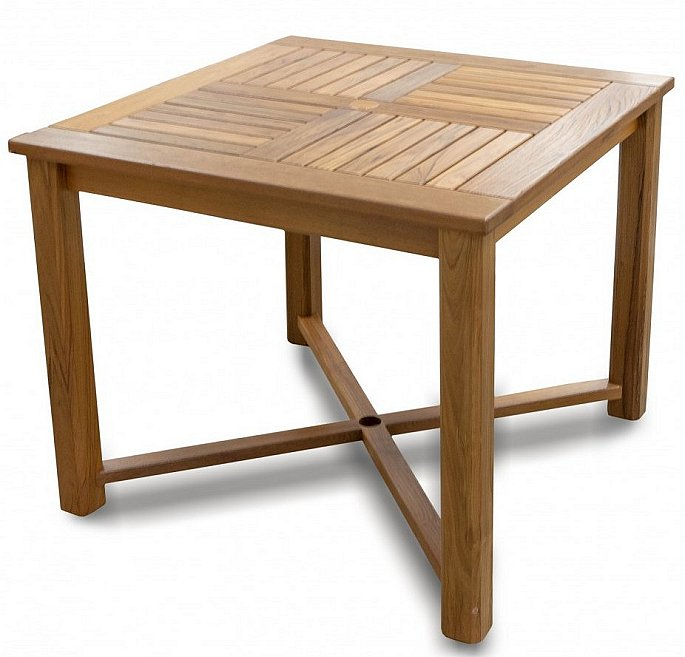 indoor outdoor teak table furniture