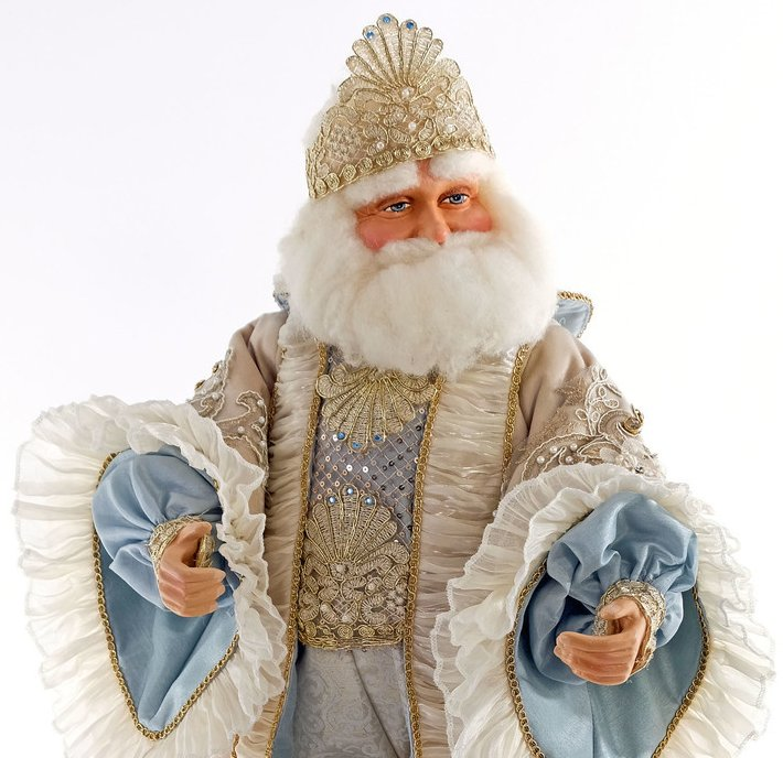 Atlantis Treasures Heirloom Santa - Nautical Luxuries