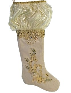 Atlantis Treasures Christmas Stocking - Nautical Luxuries
