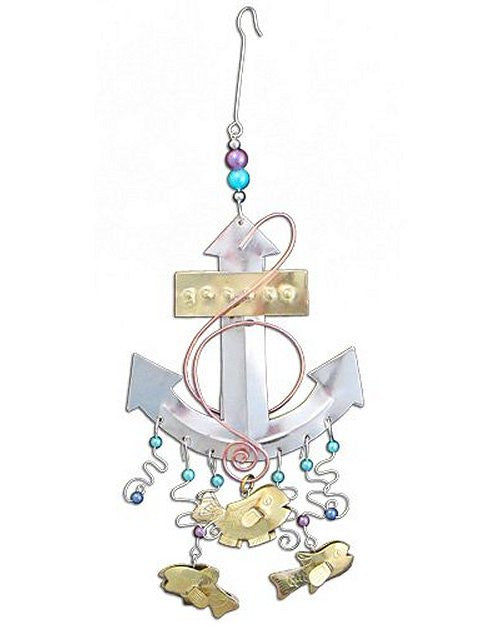 Metalcraft Collection: Nautical Adventure Ornament Set