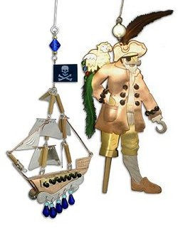 Metalcraft Collection: High Seas Ornament Set