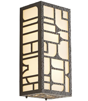 Beach Craftsman Outdoor Sconce - Nautical Luxuries