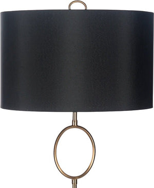 Trident Anchor Table Lamp - Nautical Luxuries
