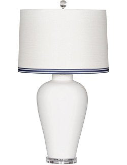 High Season Coastal Table Lamp - Nautical Luxuries