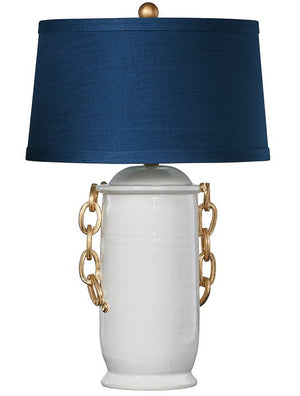 Yacht Club Golden Classic Nautical Table Lamp - Nautical Luxuries