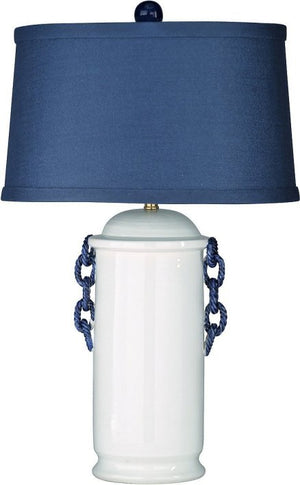 nautical lamp navy shade