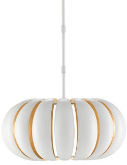 Beach Blanchette Modern Coastal Pendant - Nautical Luxuries