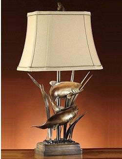 Lake Marsh Table Lamp