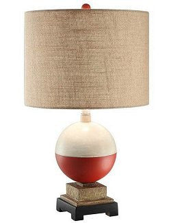 Fisherman's Bobber Base Table Lamp