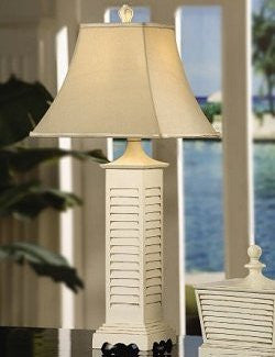 Beach Cabana Table Lamp - Nautical Luxuries