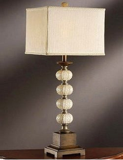 Sea Urchin Spire Table Lamp