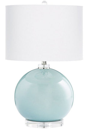 Misty Sea Ceramic Table Lamp - Nautical Luxuries