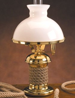 Admiralty Winch Base Table Lamp