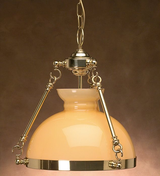 Gas Lamp Style Pendant Lights