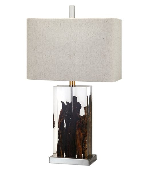 Floating Driftwood Table Lamp; Floating Driftwood Table Lamp
