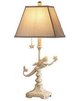Star Catcher Mermaid Table Lamp