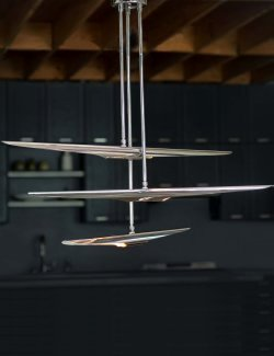 Aero Regatta Chandelier - Nautical Luxuries